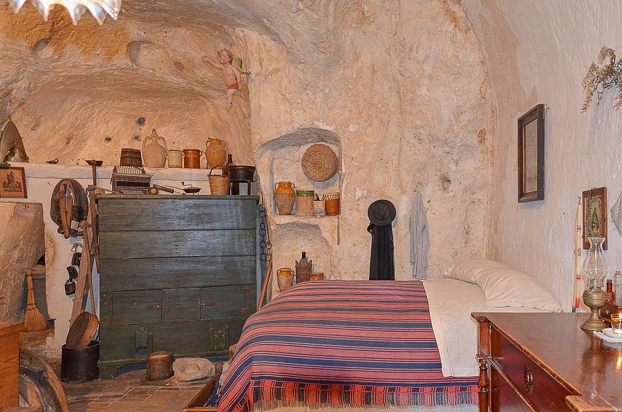 Matera e i sassi b b mimmo e valeria - Sassi decorativi per interni ...